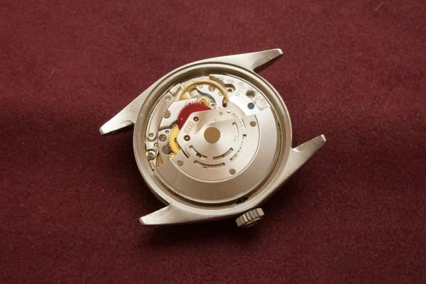 ロレックス OYSTER PERPETUAL -DATE- Ref-1501 Aging Gilt/Gloss Dial(RO-82/1967年)の詳細写真12枚目