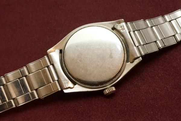 ロレックス BOY'S SPEEDKING Ref-6420 Gilt/Gloss Dial(RO-63/1958年)の詳細写真10枚目