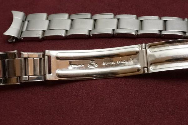 ロレックス BOY'S SPEEDKING Ref-6420 Gilt/Gloss Dial(RO-63/1958年)の詳細写真12枚目