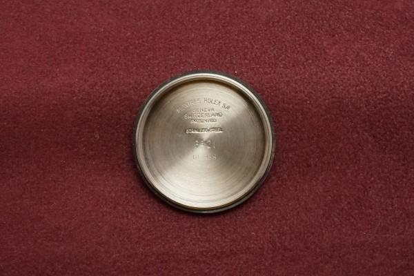ロレックス BOY'S SPEEDKING Ref-6420 Gilt/Gloss Dial(RO-63/1958年)の詳細写真13枚目