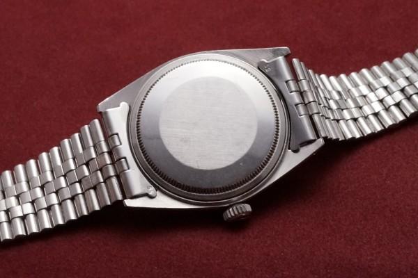 ロレックス デイトジャスト Ref-1601 Glaxy Gilt Dial(RO-48/1966年)の詳細写真6枚目