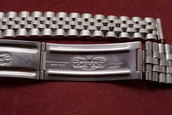 ロレックス デイトジャスト Ref-1601 Glaxy Gilt Dial(RO-48/1966年)の詳細写真8枚目