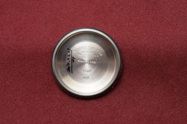 ロレックス デイトジャスト Ref-1601 Glaxy Gilt Dial(RO-48/1966年)の詳細写真9枚目