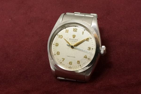 ロレックス OYSTER Ref-6426 All Arabic Dial(RO-54/1962年)の詳細写真3枚目