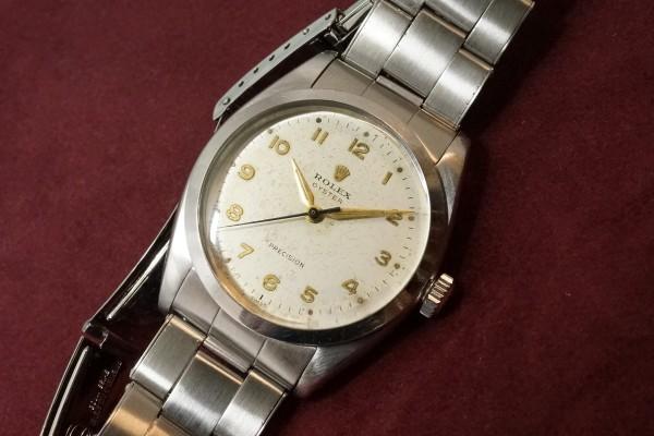 ロレックス OYSTER Ref-6426 All Arabic Dial(RO-54/1962年)の詳細写真5枚目