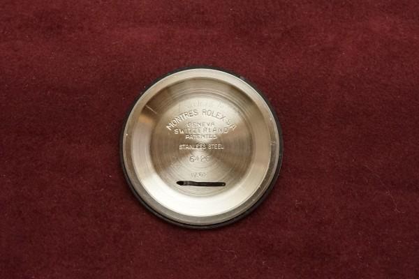 ロレックス OYSTER Ref-6426 All Arabic Dial(RO-54/1962年)の詳細写真11枚目