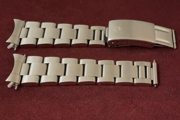 ロレックス EXPLORERⅡ Ref-1655 Mark-2 Dial・Mark-3 Bezel Albino!(RS-44/1973年)の詳細写真9枚目