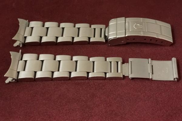ロレックス サブマリーナ Ref-5513 MAXI Mark-2 Dial(RS-56/1978年)の詳細写真9枚目