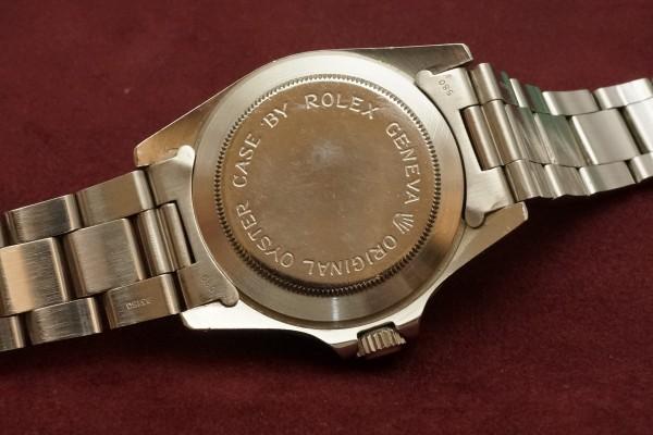 チュードル サブマリーナ Ref-7928 Pumpkin Dial(RS-57/1967年)の詳細写真8枚目