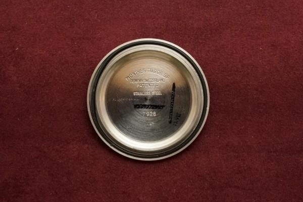 チュードル サブマリーナ Ref-7928 Pumpkin Dial(RS-57/1967年)の詳細写真11枚目