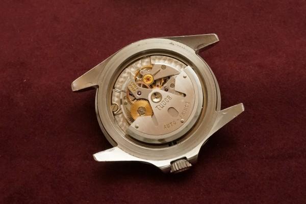 チュードル サブマリーナ Ref-7928 Pumpkin Dial(RS-57/1967年)の詳細写真12枚目