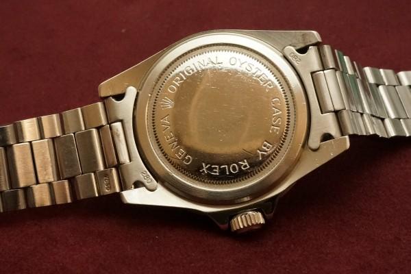 チュードル サブマリーナ Ref-7016/0 Black Snowflake(RS-58/1968年)の詳細写真8枚目