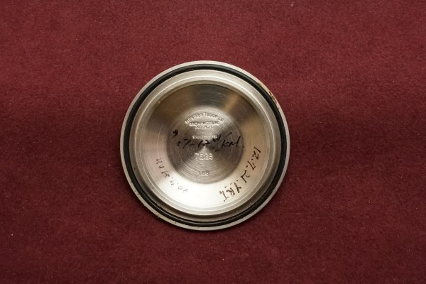チュードル サブマリーナ Ref-7016/0 Black Snowflake(RS-58/1968年)の詳細写真11枚目