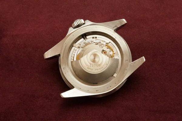 チュードル サブマリーナ Ref-7016/0 Black Snowflake(RS-58/1968年)の詳細写真12枚目