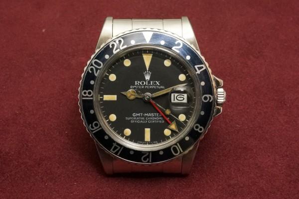 ロレックス GMTマスター Ref-16750 Matte Dial(RS-59/1982年)の詳細写真2枚目