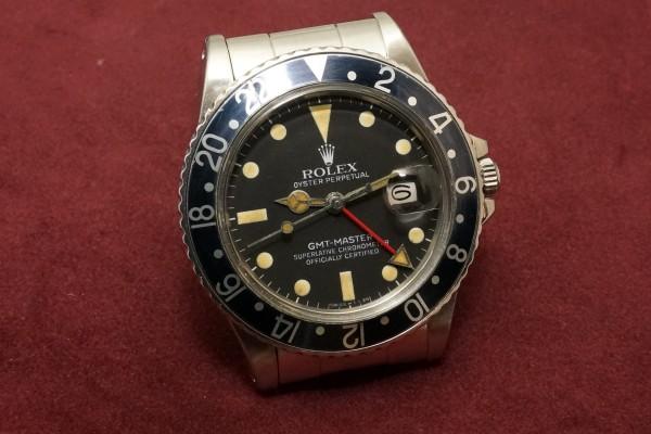 ロレックス GMTマスター Ref-16750 Matte Dial(RS-59/1982年)の詳細写真4枚目