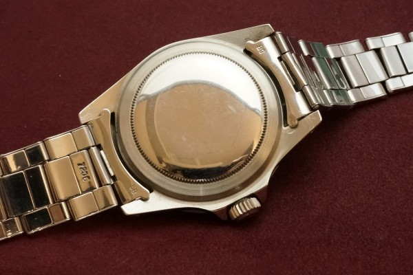 ロレックス サブマリーナ Ref-5512 Minute Track Gilt/Gloss Dial(RS-71/1961年)の詳細写真8枚目