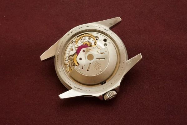 ロレックス サブマリーナ Ref-5512 Minute Track Gilt/Gloss Dial(RS-71/1961年)の詳細写真12枚目