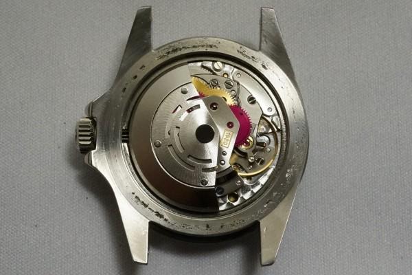 ロレックス サブマリーナ Ref-5513 Feetfirst Dial(RO-01/1972年)の詳細写真13枚目
