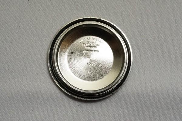 ロレックス サブマリーナ Ref-5513 Feetfirst Dial(RO-01/1972年)の詳細写真14枚目