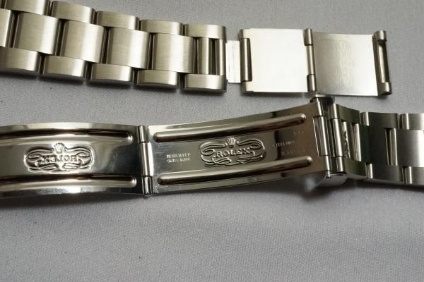ロレックス サブマリーナ Ref-5513 Feetfirst Dial(RO-01/1972年)の詳細写真16枚目