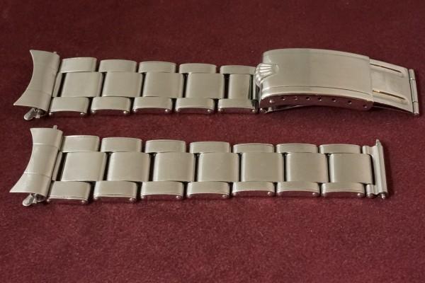 ロレックス EXPLORER Ref-6610 Red depth Dial(RS-73/1956年)の詳細写真9枚目