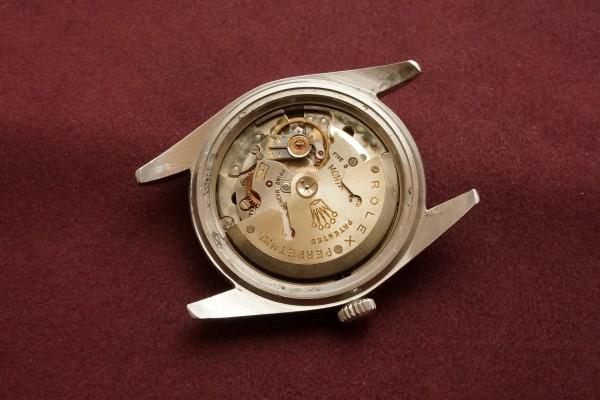 ロレックス サブマリーナ Ref-6536/1 Red depth Dial(RS-10/1956年)の詳細写真10枚目