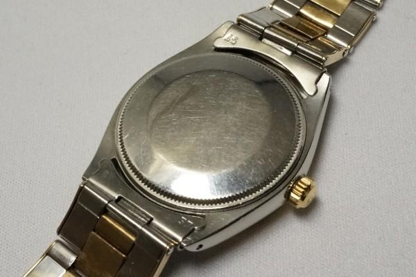 ロレックス REF-5501 EXPLORER(RS-01/1962年)の詳細写真7枚目