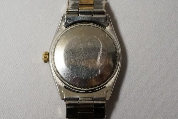 ロレックス REF-5501 EXPLORER(RS-01/1962年)の詳細写真9枚目