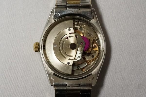ロレックス REF-5501 EXPLORER(RS-01/1962年)の詳細写真10枚目