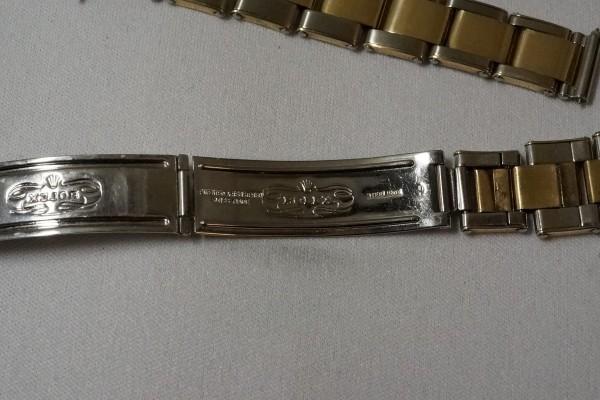 ロレックス REF-5501 EXPLORER(RS-01/1962年)の詳細写真15枚目