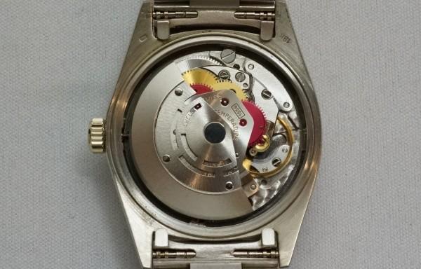ロレックス デイデイト REF-1803 18KWG(RO-08/1971年)の詳細写真15枚目