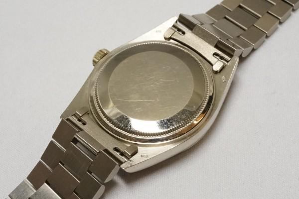 ロレックス REF-16019 DATE-JUST 18KWG BIRCH RARE!(RO-08/1977年)の詳細写真13枚目