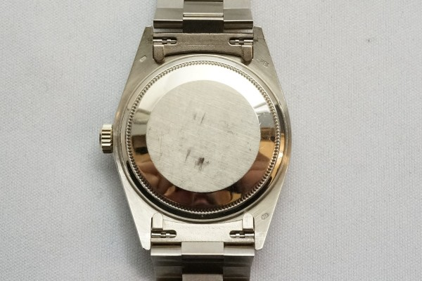ロレックス REF-16019 DATE-JUST 18KWG BIRCH RARE!(RO-08/1977年)の詳細写真15枚目