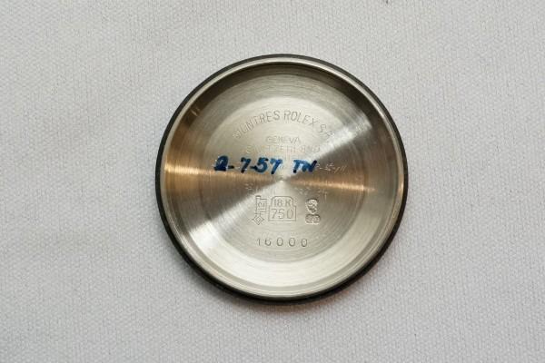 ロレックス REF-16019 DATE-JUST 18KWG BIRCH RARE!(RO-08/1977年)の詳細写真17枚目