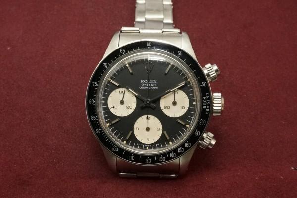 ロレックス COSMOGRAPH Ref-6263 Black Sigma σ Dial(RS-04/1976年)の詳細写真2枚目