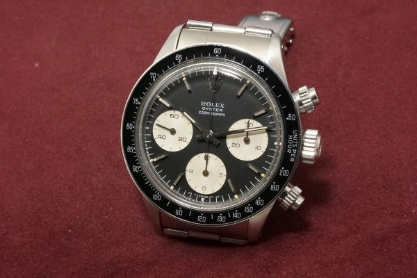 ロレックス COSMOGRAPH Ref-6263 Black Sigma σ Dial(RS-04/1976年)の詳細写真3枚目