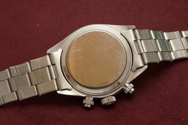 ロレックス COSMOGRAPH Ref-6263 Black Sigma σ Dial(RS-04/1976年)の詳細写真8枚目