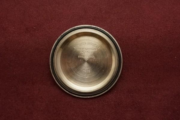 チュードル サブマリーナ Ref-7928 Small Rose Dial(TS-02/1967年)の詳細写真11枚目