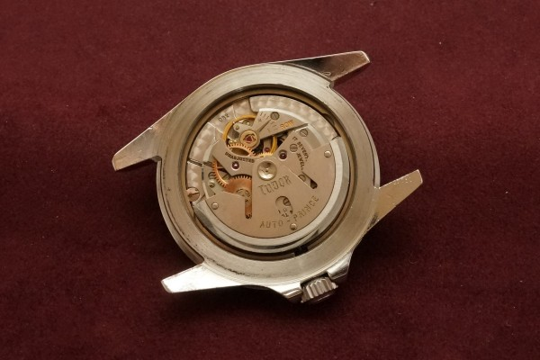チュードル サブマリーナ Ref-7928 Small Rose Dial(TS-02/1967年)の詳細写真12枚目