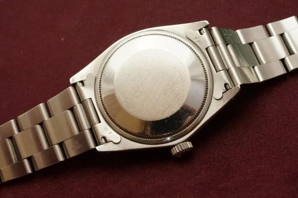 ロレックス OYSTER PERPETUAL DATE Ref-1501 Gray Dial(RO-66/1972年)の詳細写真8枚目