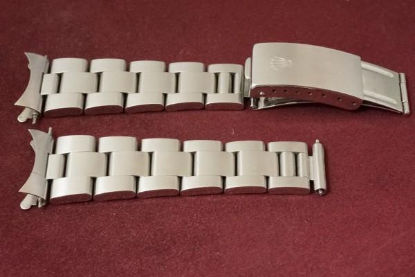 ロレックス OYSTER PERPETUAL DATE Ref-1501 Gray Dial(RO-66/1972年)の詳細写真9枚目