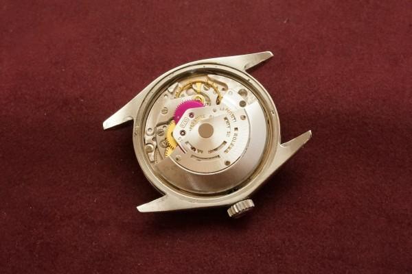 ロレックス OYSTER PERPETUAL DATE Ref-1501 Gray Dial(RO-66/1972年)の詳細写真12枚目