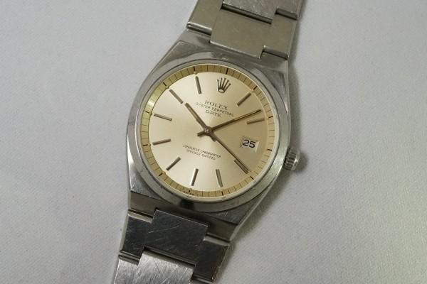 ロレックス Ref.1530 OYSTER PERPETUAL DATE 50th Anniversary(RO-07/1974年)の詳細写真4枚目