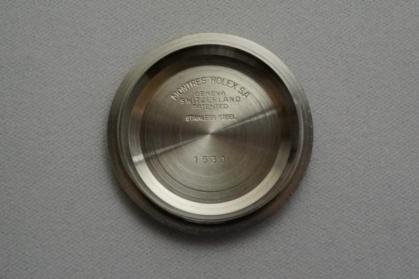 ロレックス Ref.1530 OYSTER PERPETUAL DATE 50th Anniversary(RO-07/1974年)の詳細写真14枚目