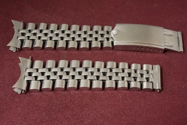 ロレックス デイトジャスト Ref-6305-2 RED DATEJAST Dial(RO-67/1955年)の詳細写真9枚目