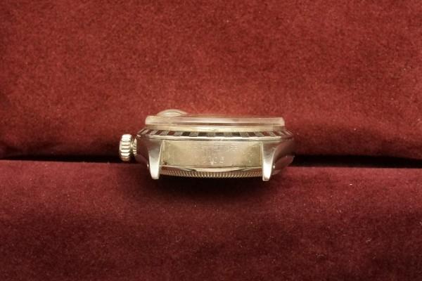 ロレックス デイトジャスト Ref-6305-2 RED DATEJAST Dial(RO-67/1955年)の詳細写真13枚目