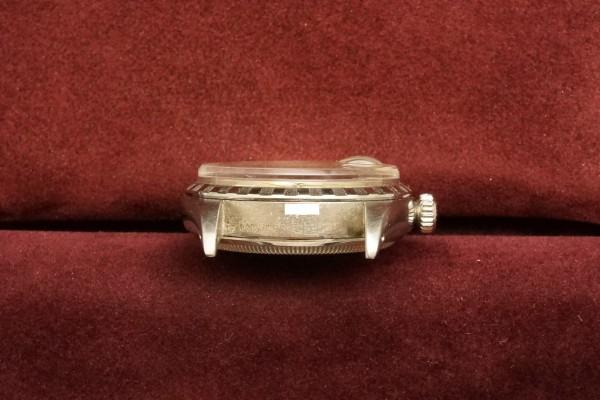 ロレックス デイトジャスト Ref-6305-2 RED DATEJAST Dial(RO-67/1955年)の詳細写真14枚目