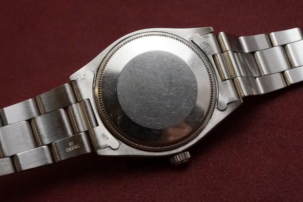 ロレックス Ref-5500 Air-King Black Dial Garantie(RO-68/1978年)の詳細写真8枚目