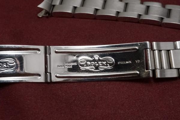 ロレックス Ref-5500 Air-King Black Dial Garantie(RO-68/1978年)の詳細写真10枚目